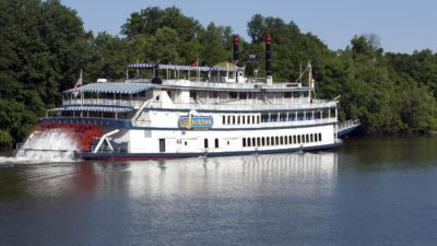 General Jackson Dinner Cruise & Show in Nashville